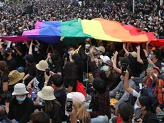 Người dân Thái Lan lo ngại biểu tình có thể dẫn tới bạo lực
