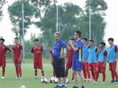 Tuyển U19 quốc gia: Hướng tới Vòng Chung kết U19 châu Á