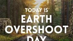 Cảnh báo thế giới tiêu thụ quá lượng tài nguyên thiên nhiên