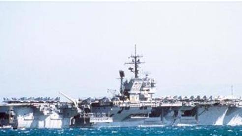 Đóng tàu sân bay- Mỹ đang ném tiền xuống biển?
