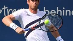 Andy Murray thắng trận đầu tiên sau 9 tháng 'treo vợt'