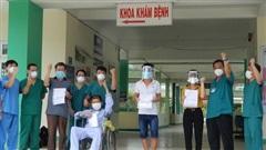 4 bệnh nhân mắc Covid-19 tại Đà Nẵng được công bố khỏi bệnh và xuất viện