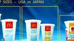 Vì sao người Nhật lại khỏe mạnh đến vậy? Ghé thăm McDonald's Nhật Bản, bạn sẽ hiểu ngay lý do