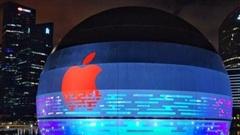 Một Apple Store chưa từng có trong lịch sử Apple sắp mở cửa tại Singapore