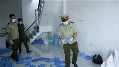 Thuê nhà trọ công nhân để tái chế hàng triệu găng tay y tế đã qua sử dụng