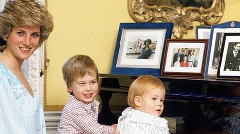 Hoàng tử William hết lòng yêu thương vợ, đó là bởi trước khi mất Công nương Diana đã đến tận trường học nói với con trai câu này