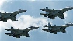 Nga giới thiệu máy bay chiến đấu không người lái Grom