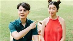 Búi tóc natra chụp ảnh hạnh phúc bên ông xã, Thuý Vân nhờ dân mạng nghĩ giúp caption và cái kết