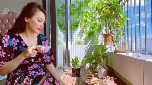 Bảo Thanh khoe góc sống ảo ở nhà mới sang chảnh