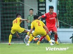 U22 Việt Nam thu được kết quả gì khi tập trung với HLV Park Hang-seo?