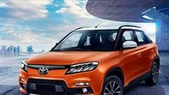 Toyota Urban Cruiser ra mắt tại thị trường Ấn Độ