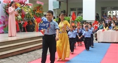 TP Hồ Chí Minh vẫn áp lực về trường lớp cho năm học mới