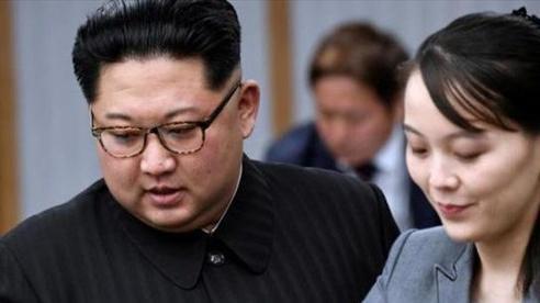 Em gái chủ tịch Triều Tiên Kim Jong-un đã thành người chỉ huy thứ hai trên thực tế?