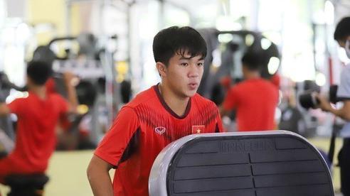 Tiền vệ U19 Việt Nam Nguyễn Thanh Khôi: 'Con bài tẩy' ưa thích của HLV Philippe Troussier