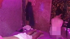 Vụ nữ tiếp viên massage 'Mi Mi Ngọc' khỏa thân kích dục cho khách: Ông chủ là ai?
