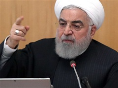 Tổng thống Iran Rouhani để ngỏ khả năng đàm phán với Mỹ