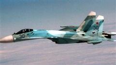 Su-27 của Nga chặn máy bay do thám của Mỹ, Đức và Thụy Điển