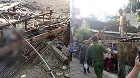 Hà Nội: Điều tra nguyên nhân vụ nổ ở xưởng cơ khí khiến 2 người thương vong