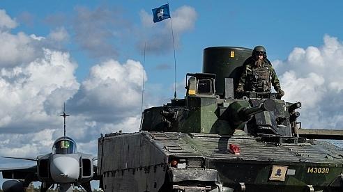 Thụy Điển kích hoạt khả năng sẵn sàng chiến đấu ở biển Baltic