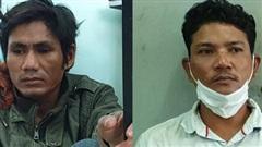 Vụ người đàn ông bị đâm chết ở công viên Thăng Long: 2 nghi can vừa bị bắt là ai?