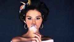 Selena Gomez diện bikini, quảng bá ca khúc mới cùng BLACKPINK