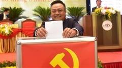 Ông Trần Sỹ Thanh làm Bí thư Đảng ủy cơ quan Văn phòng Quốc hội