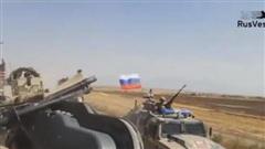 Lính Mỹ-Nga xảy ra va chạm tại Syria, Washington 'đổ lỗi' cho Moscow