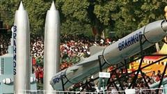Liên doanh Nga-Ấn chế tạo tên lửa hành trình siêu thanh BrahMos