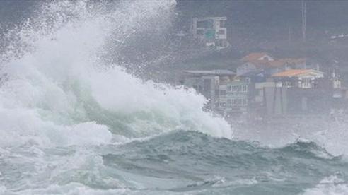 Hàn Quốc hứng chịu cơn bão mạnh nhất trong năm