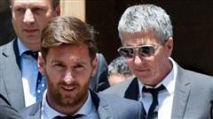 Bố Messi đàm phán chuyển nhượng với Man City