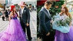 Cặp đôi chơi sang, chụp ảnh cưới ở nước ngoài nhưng nhận về 'thảm họa', ai xem cũng ngán ngẩm
