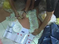 Phó GĐ Trung tâm Dịch vụ đấu giá tài sản bị bắt quả tang đánh bạc