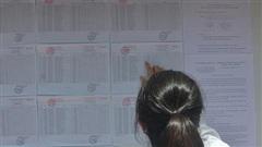 Bộ GD-ĐT: Một số tỉnh ở vùng khó khăn có điểm thi thấp hơn điểm học bạ