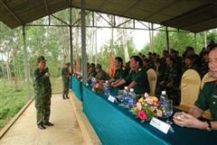 Trung tướng Tô Đình Phùng - vị tướng hết lòng thương yêu chiến sĩ, đồng đội