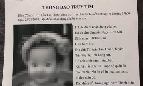 Táo tợn giả mạo thông báo của công an tìm bé gái mất tích