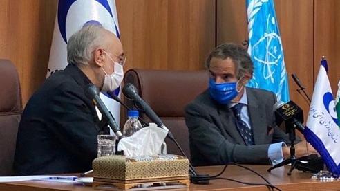 Iran 'đánh bài ngửa' với IAEA