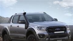 Ford Ranger phiên bản Wildtrak X được ra mắt tại Australia