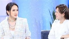 Hương Giang khuyên đừng nên kể quá nhiều về người mình thích cho Hội chị em