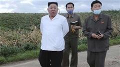 Chủ tịch Triều Tiên thân chinh thăm khu vực bị bão lớn