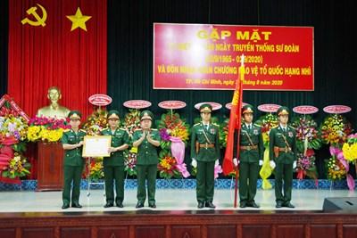 Sư đoàn 9 (Quân đoàn 4) kỷ niệm 55 Ngày truyền thống
