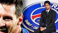 PSG vào cuộc, quyết lấy Messi trên tay Man City