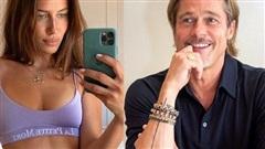 Brad Pitt bị 'vạch trần' say mê tình trẻ từ 9 tháng trước