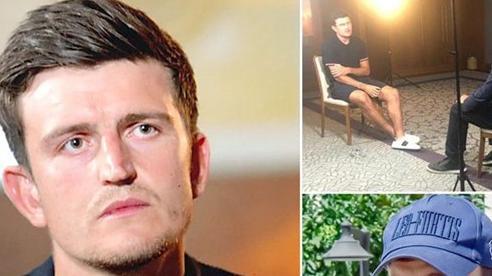 Maguire phá vỡ bầu im lặng: 'Tôi lo cho tính mạng của mình'