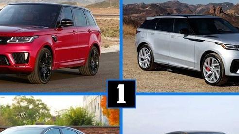 Loạt xe cũ bán chậm nhất nước Mỹ: 'Vinh danh' Land Rover, nhiều cái tên đang bán ở Việt Nam