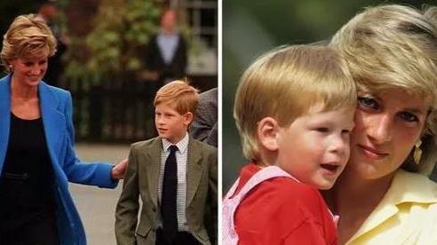Câu nói vô tình thuở nhỏ hé lộ khát vọng tình thương của Hoàng tử Harry