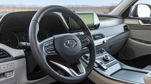 Xe hot Hyundai Palisade bị khách hàng kêu la nội thất bốc mùi