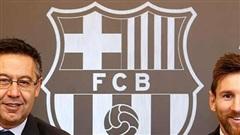 Chủ tịch Barcelona sẵn sàng từ chức để giữ Lionel Messi
