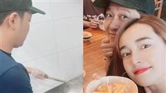 Nhã Phương lên tiếng bảo vệ Trường Giang vì bị netizen soi chi tiết keo kiệt với nhân viên