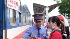 Từ ngày 1/9, Đường sắt triển khai trả vé tàu online