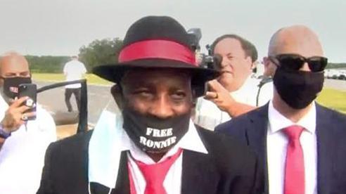 Người đàn ông được phóng thích sau 44 năm tù oan